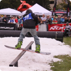 BEHIND THE SCENES AT THE BIRMINGHAM RAIL JAM