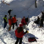 AVALANCHE RESCUE LEVEL 1 CERTIFICATION IN THE MIDWEST