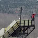 Sammy C Project filmed at Copper Peak