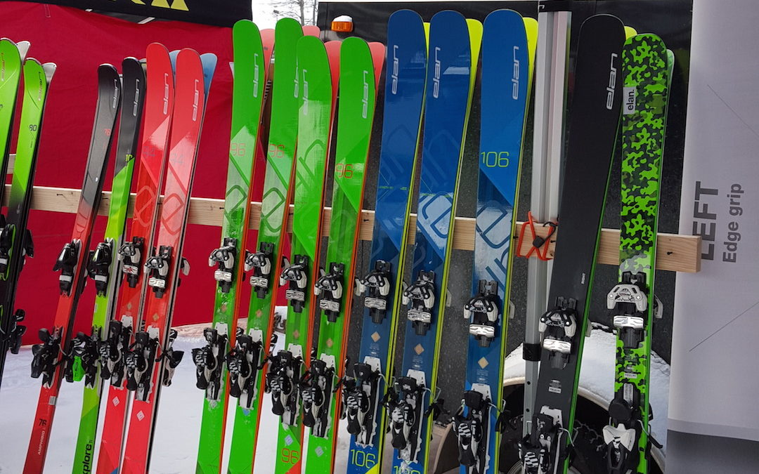 Finding the right skis in 2017