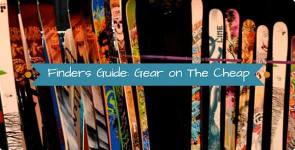 Ski Gear Finders Guide Save On Ski Gear