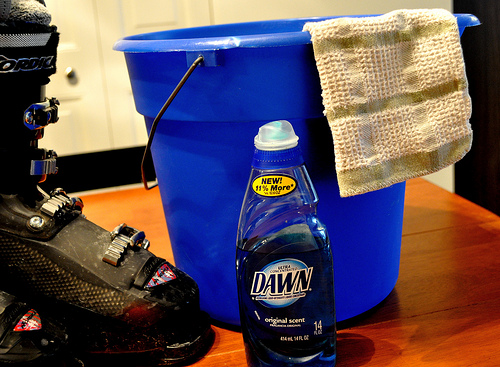 Image result for ski boots cleaning