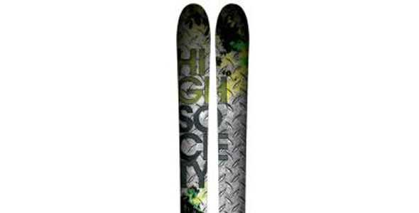 High Society Freeride FR Ski Review