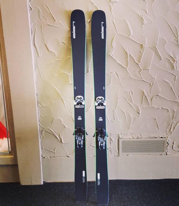 Elan Ripstick Ski