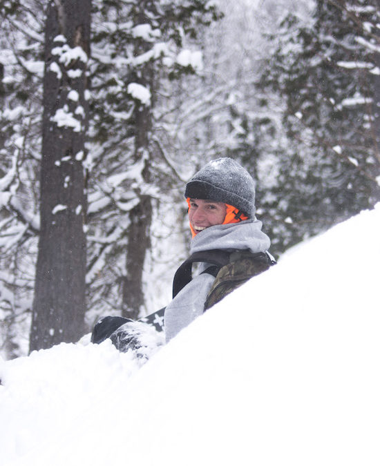 Superior – Backcountry Powder in Michigan's Upper Peninsula