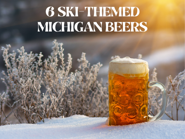 6 Ski-Themed Michigan Beers You Must Try