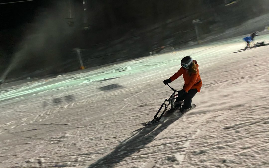 How to Try a SNO-GO Bike